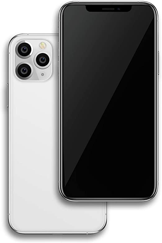 FufoneUS Non-Working Replica 1:1 Phone Dummy Display Phone Model for Phone 12 Mini 12 Pro max Fake Model Toy 12 Blue blackscreen