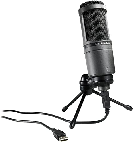 AUDIO TECHNICA 2020 USB PLUS REVIEW