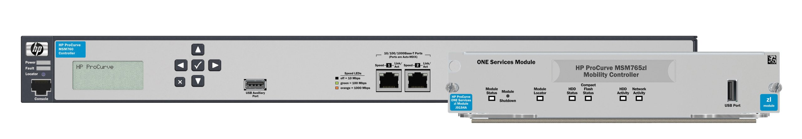 2BD5739 - HP ProCurve MSM760 Access Controller by HP