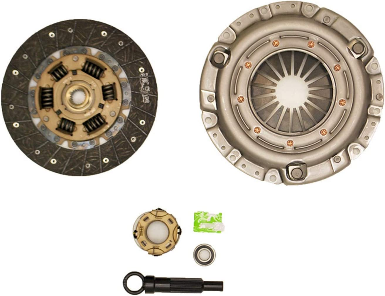 EFT STAGE 4 CLUTCH KIT WORKS WITH 1996-2005 MITSUBISHI ECLIPSE GS RS 2.4L 4G64 COUPE SPYDER