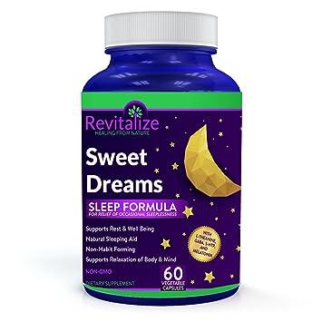 GABA, 5-HTP, Melatonin, Magnesium, L-Theanine - Sleep Good