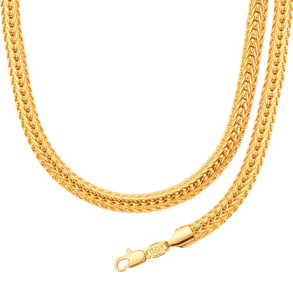 High Quailty American Style Hip Hop Big Heavy Cool Real 18K Gold Plated for Men Jewelry Set Gift NB60052 DODO JEWELRY