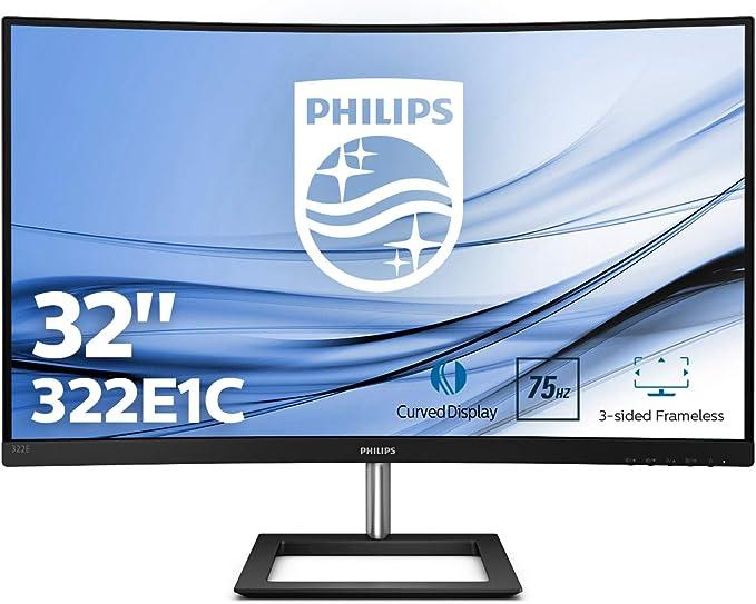 32 Zoll Monitore Full-HD Test Philips 322E1C