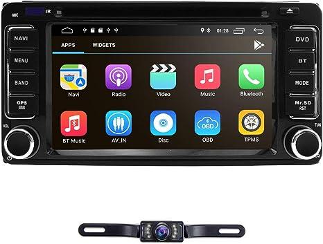 Reproductor de DVD Doble 2 DIN Android 8.1 para Toyota Corolla ...