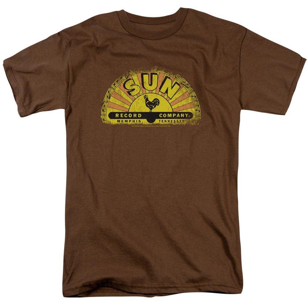 Sun Records Sun Vintage Logo Adult 1404 Shirts
