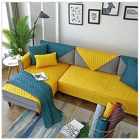 Gxzdfdztygh Funda de sofá Rectangular Funda de sofá de ...