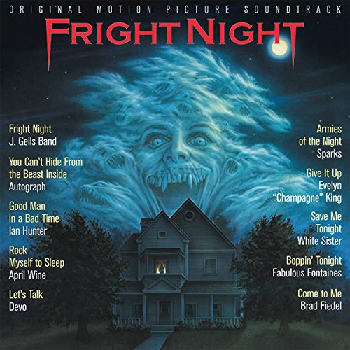 Price comparison product image Fright Night (Original Soundtrack)