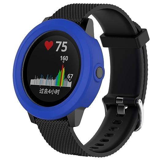 Garmin vivoactive3 elegante brazalete de silicona-Nueva luz de moda pulsera correa de reloj correa