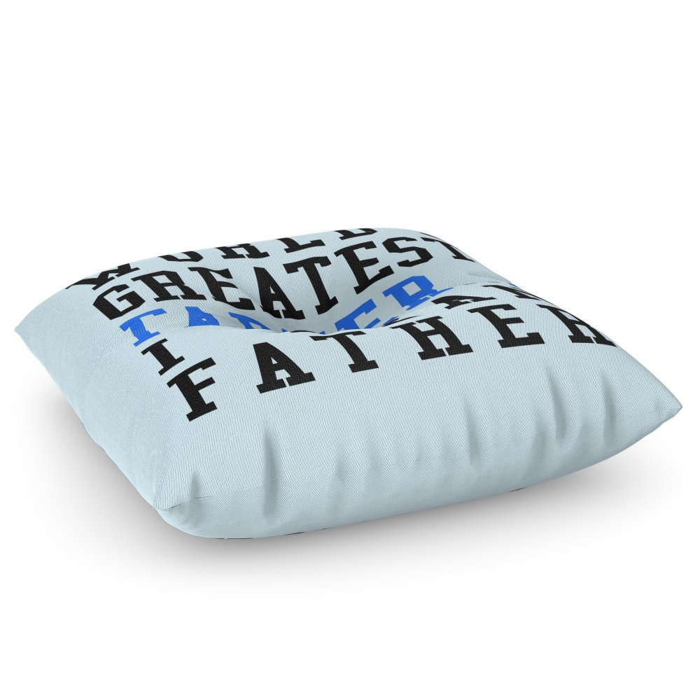 32867e65 Amazon.com: Society6 WORLD'S GREATEST FARTER I MEAN FATHER Floor Pillow  Round 26