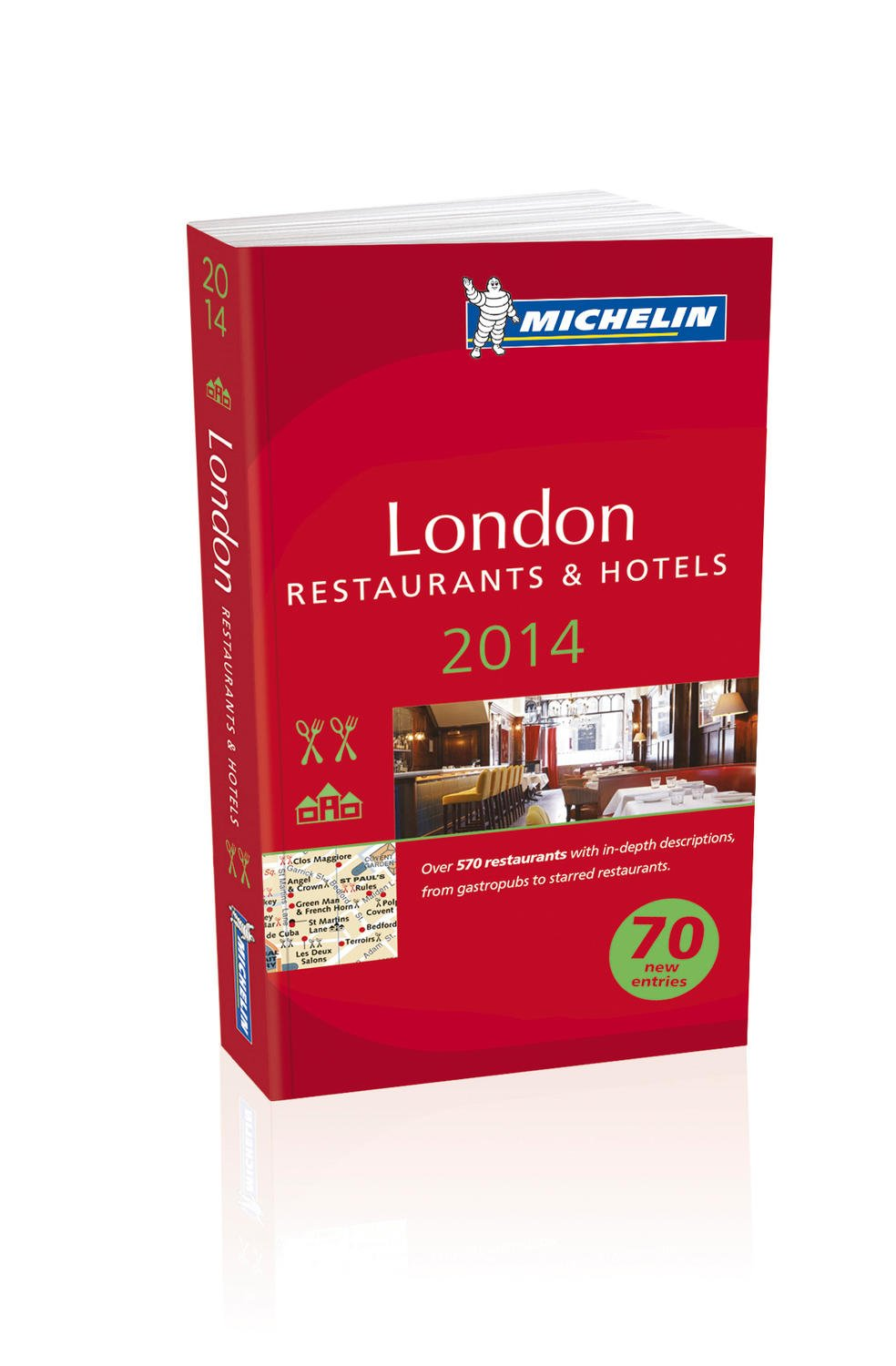 Download Michelin Red Guide London 2014 (Michelin Red Guides and National Guides) pdf epub