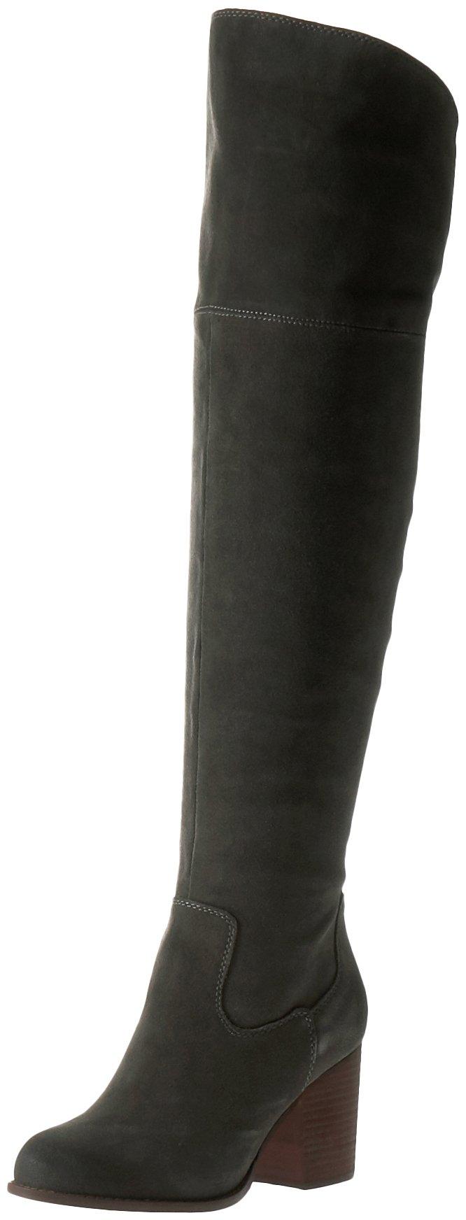Splendid Women's Spl-Loretta Slouch Boot, Smoke, 7.5 M US by Splendid