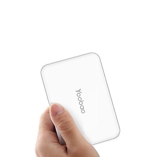 1 opinioni per Yoobao M5 10000mAh Power Bank Caricabatterie Portatile Ultra Compatto con Uscita
