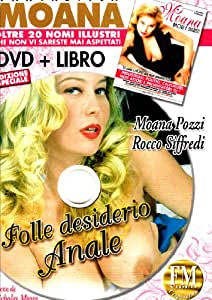 Moana - folle desiderio anale + Book (XXX Adult) (Dvd) Italian Import