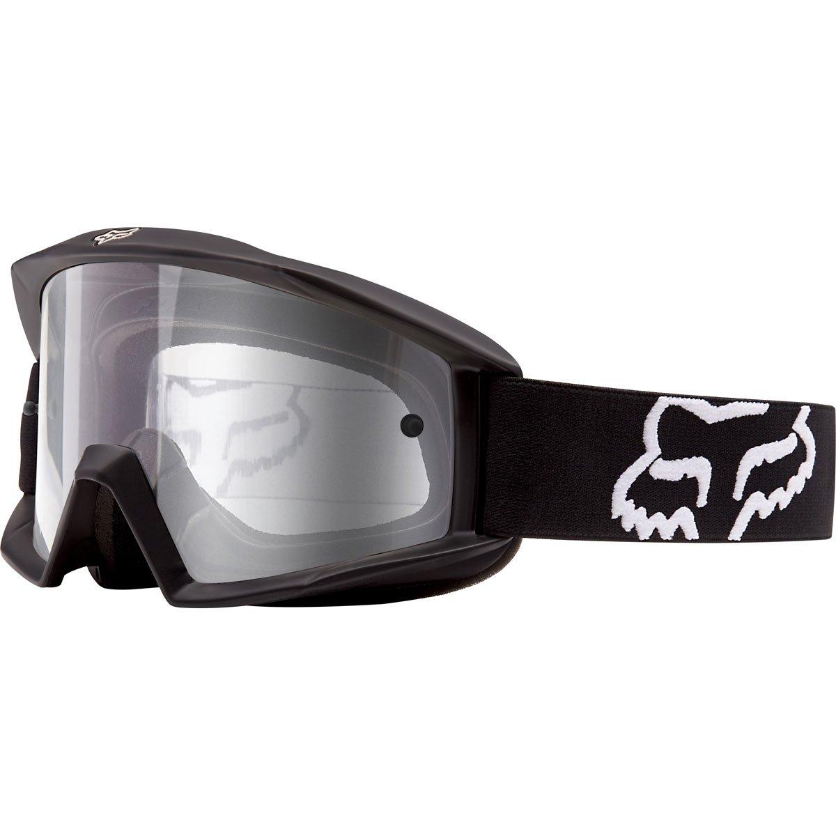 Fox Racing Main Adult Moto Motorcycle Goggles Eyewear - Black/One Size