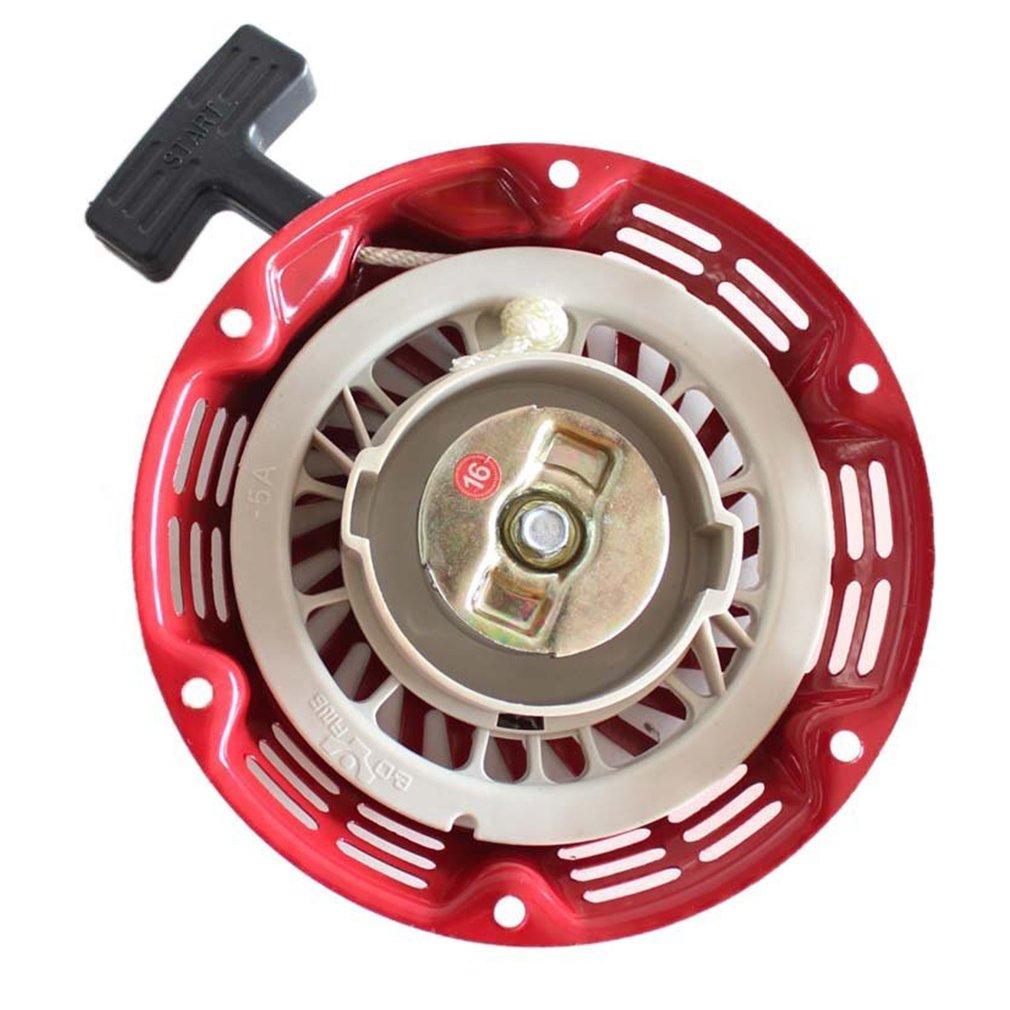 Woniu Replacement Honda Recoil Starter GX240 GX270 28400-ZE2-W01ZA 28400-ZE2-W01ZB 28400-ZE2-W01ZN 8HP 9HP Generator Parts