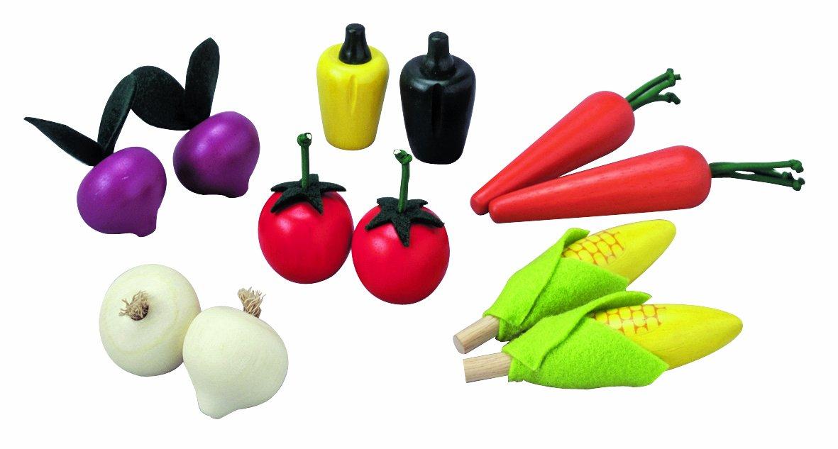 Amazon Plan Toy Vegetable Set Toys Games – Plan Toys Vegetable Garden