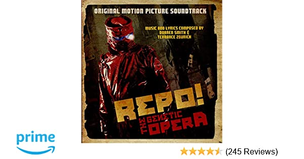 Various Repo The Genetic Opera Amazon Music