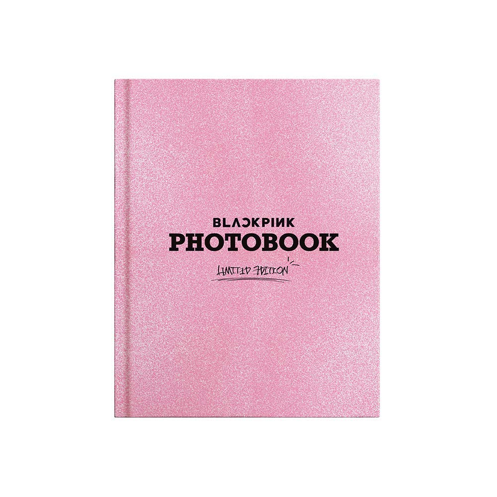 YG Select Official Blackpink PHOTOBOOK -Limited Edition-