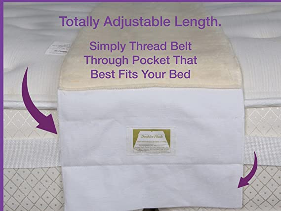 Amazon.com: Create A King Instant Bed Connector with 2-Inch Safety Strap for Twin Beds: Home & Kitchen