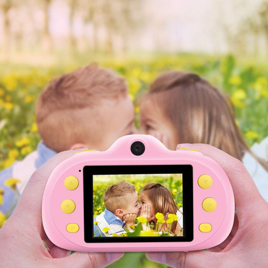 Poniu Kids Camera 8.0mp Rechargeable Children Shockproof Digital Photography Camcorders New Gifts by Poniu (Image #5)