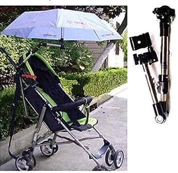 Amazon.com: Soporte de bicicleta paraguas Conector Soporte ...