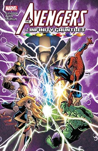 Amazon Avengers The Infinity Gauntlet Avengers The