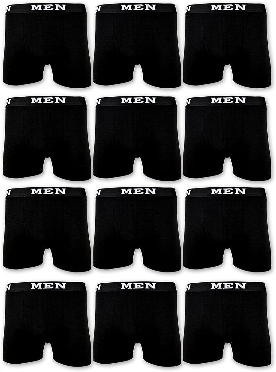 1-20 Paket Boxershorts Retro Herren Boxer Shorts Unterwäsche Unterhose shortys