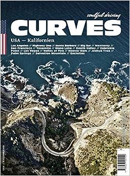 Curves. Usa - Kalifornien por Stefan Bogner epub