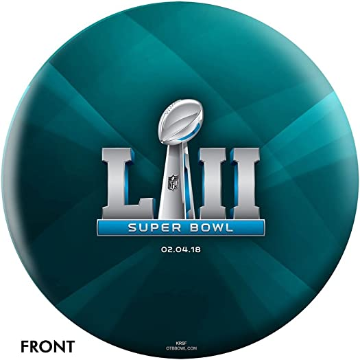 Bowlerstore Products Philadelphia Eagles Super Bowl LII Champions Bowling Ball