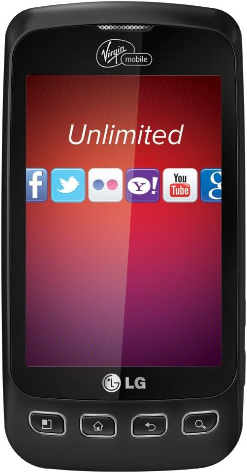 B004LJ8N78 LG Optimus V Prepaid Android Phone (Virgin Mobile) 61Ll6I3kv5L