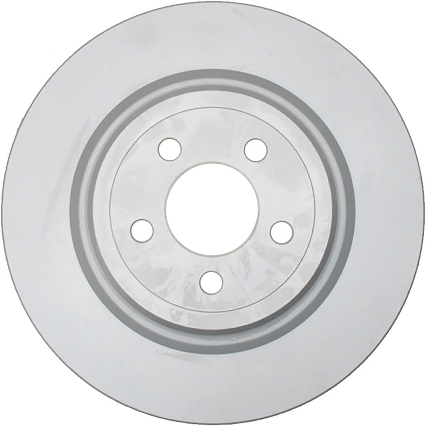 Disc Brake Rotor-Police Rear ACDelco Specialty 18A2332PV