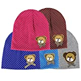 Sealive Cool Baby Beanie Boy Girls Soft Hat Knitted Caps Toddler Kids Cold Winter Warm Hat