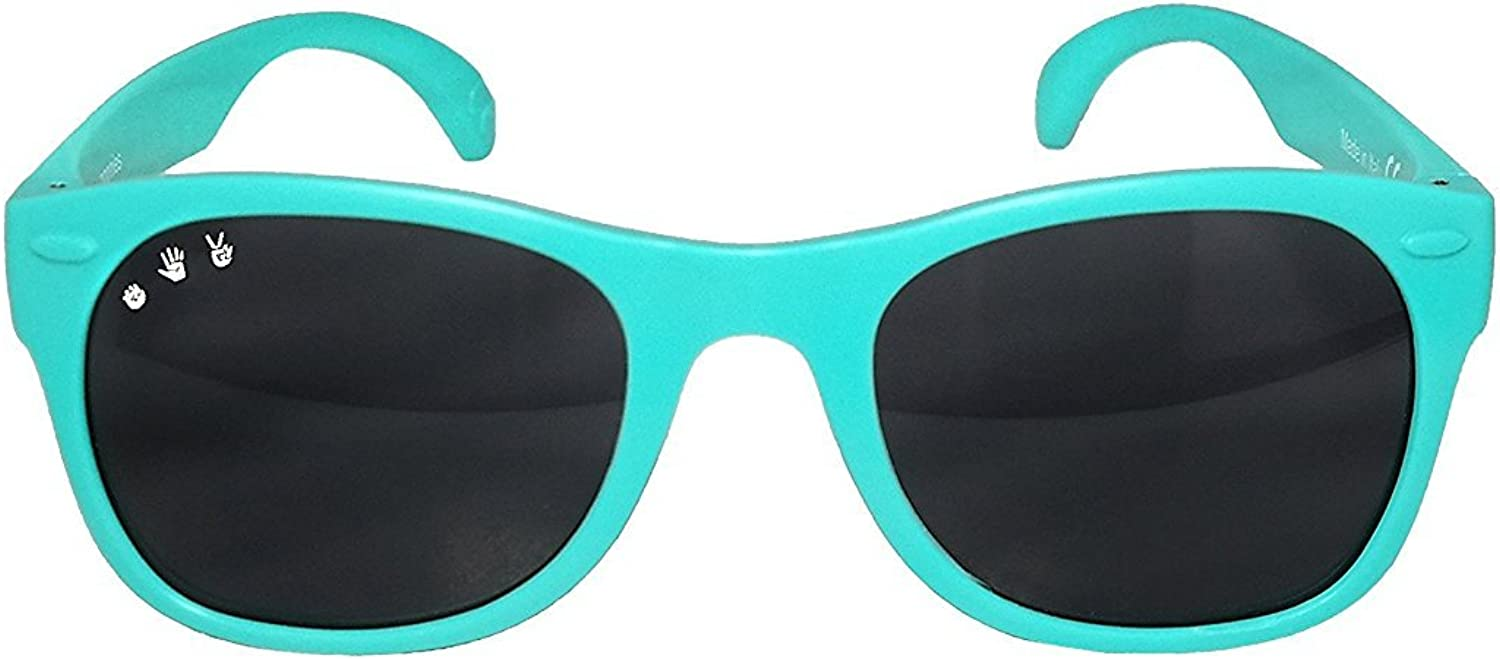Roshambo Toddler Shades age 2-4years 100/% UVA//UVB Protection Completely unbreakable sunglasses available in many colours