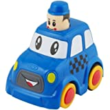 Zoomster Push n' Go Car (Colors may vary)