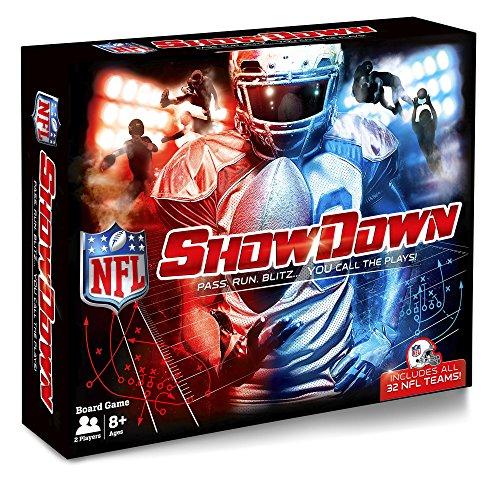Buffalo Games - NFL Showdown - Pass. Run. Blitz... You Call The Plays! ()