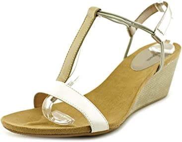 Style & Co. Womens Mulan2 Open Toe Special Occasion Strappy Sandals