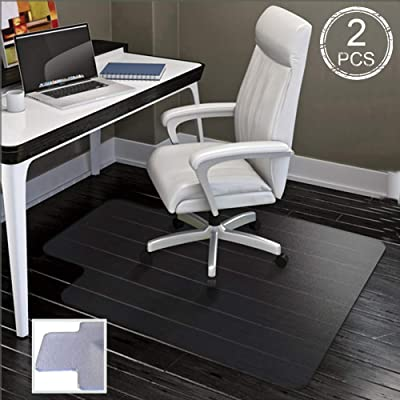 SHAREWIN Office Chair Mat for Hard Floors