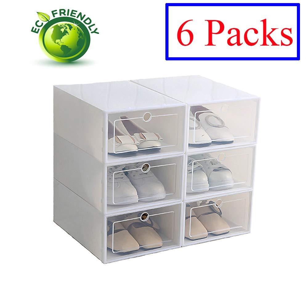 rangement chaussure gain de place boite chaussures. Black Bedroom Furniture Sets. Home Design Ideas