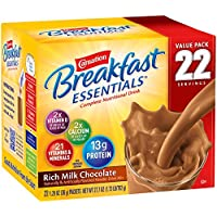 Deals on 22-Pack Carnation Breakfast Essentials Powder Drink Mix 1.26 oz