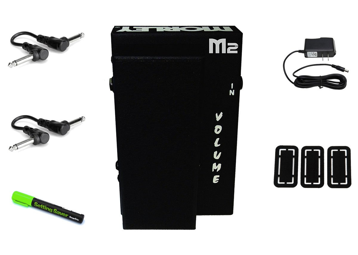 Morley M2 Mini Passive Volume PRYMAXE PEDAL BUNDLE