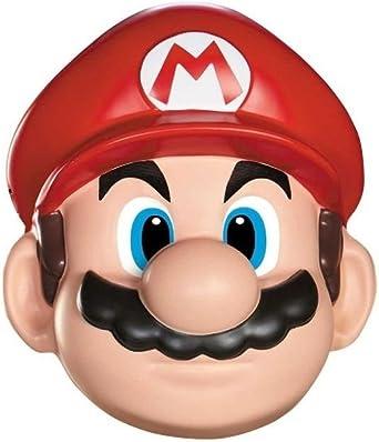 Super Mario Brothers Mario Adult Mask