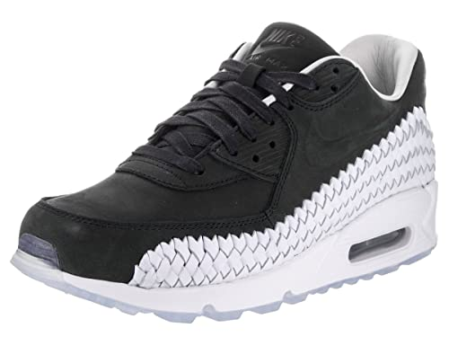 93c99f06ddf8 Nike Men s Air Max 90 Woven Running Shoes  Amazon.co.uk  Shoes   Bags