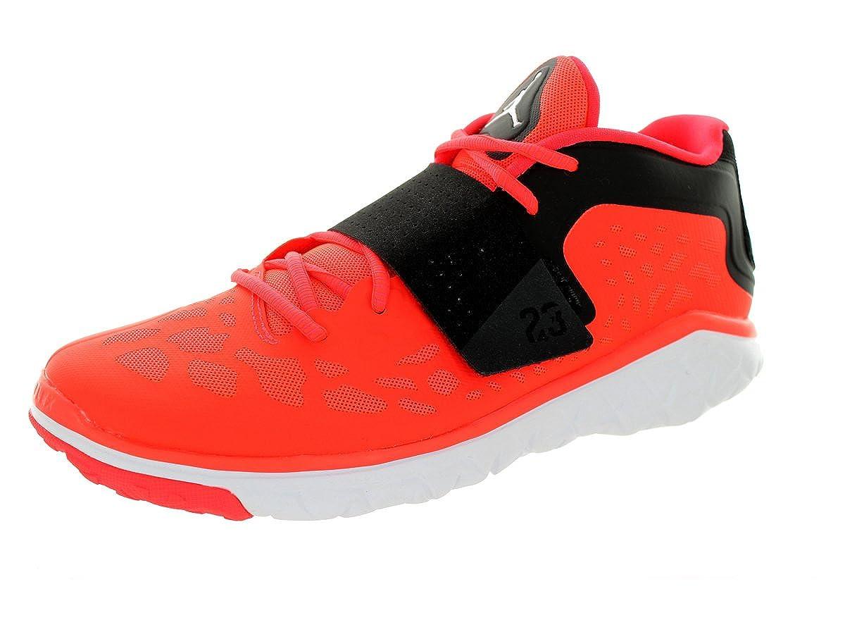 5d816af55be5 Nike Jordan Men s Jordan Flight Flex Trainer 2 Infrared 23 White Black  Training Shoe 10 Men US  Buy Online at Low Prices in India - Amazon.in