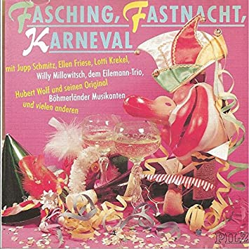 Fastnacht Karneval Fasching Ellen Friese Dieter Steudter