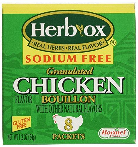 Herb-Ox Low Sodium Chicken Pockets, 8 ct