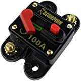 XSCORPION (CB100) 100 Amp Circuit Breaker with Manual Reset