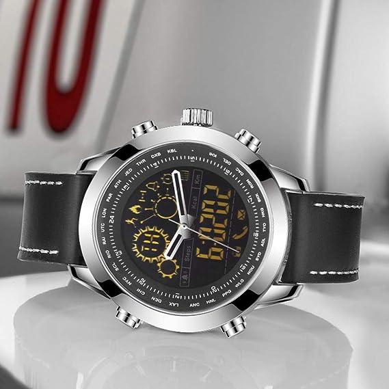 Amazon.com: VOVI SI-BW02 Sports Siri Smart Watch with Heart ...