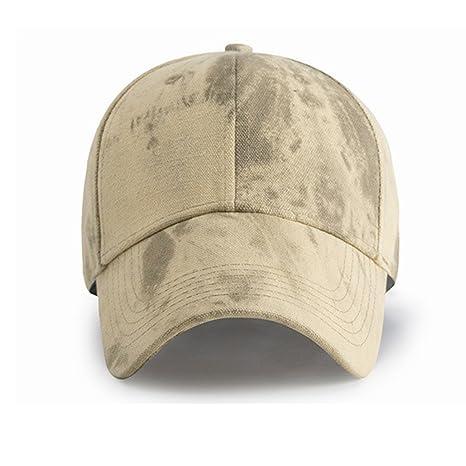 LASTARTS Gorra de béisbol Gorra de verano Sombrero de los hombres ...