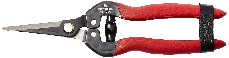 Corona AG 4930 Long Straight Snip, Tempered Steel