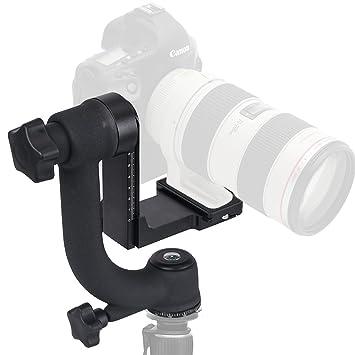 Review ViewFlex CS-GBH01 Gimbal Tripod